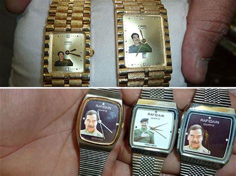 casa saddam nectatualictions venda de rel 243 gios do ditador do iraque