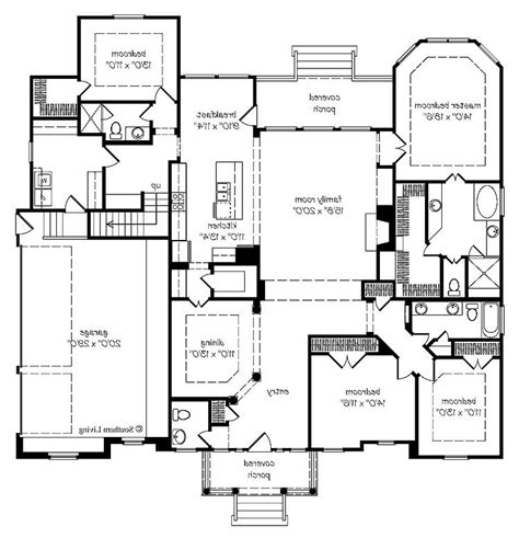 southern living floor plans southern living floor plans photos