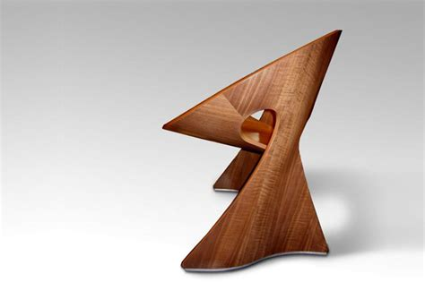 3 Dimensional Wood Furniture From Studio Schrofer Amazes