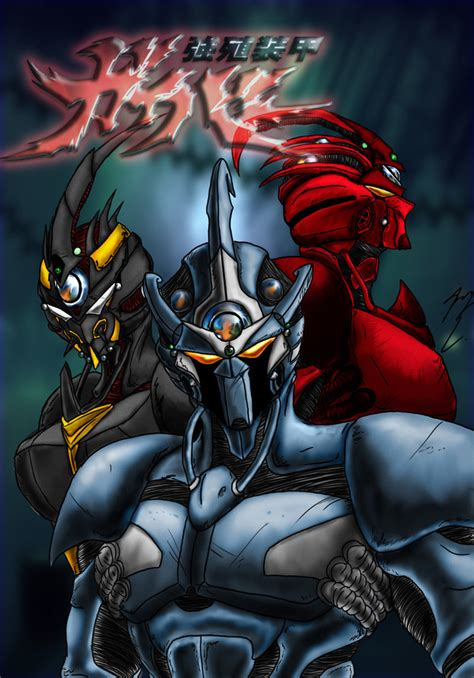 guyver the bioboosted armor bio boosted armor guyver pd by guyver89 on deviantart