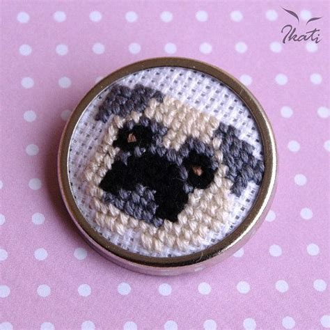 pug cross stitch 17 best ideas about mini cross stitch on embroidery stitches stitching