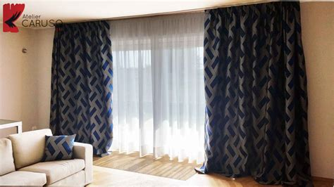 tendaggi da interni moderni tende moderne atelier tessuti arredamento tende tendaggi