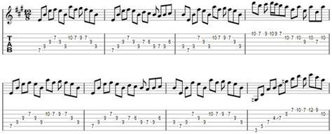 tutorial chitarra kiss esercizi chitarra la pennata alternata di john petrucci