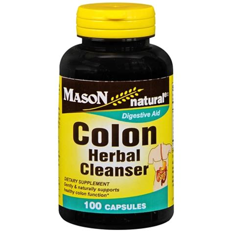 Colon Detox Walgreens by Colon Herbal Cleanser Capsules Walgreens