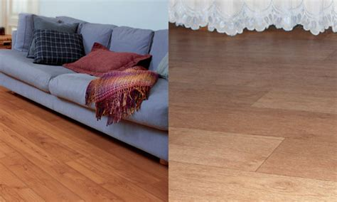 laminate vs linoleum what s better laminate power install repair laminate flooring