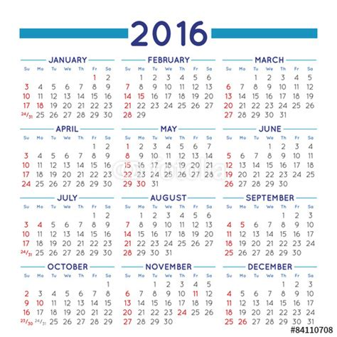 printable uk calendar 2016 with holidays 2016 calendar free large images