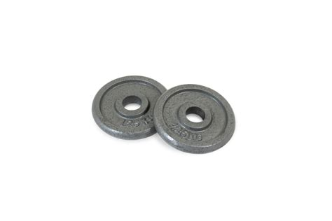 1 25kg 1 Set 1 25kg dischi di ghisa di ferro set 30mm helisports 232 il