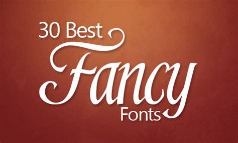 30 best fancy fonts illustrator tutorials tips
