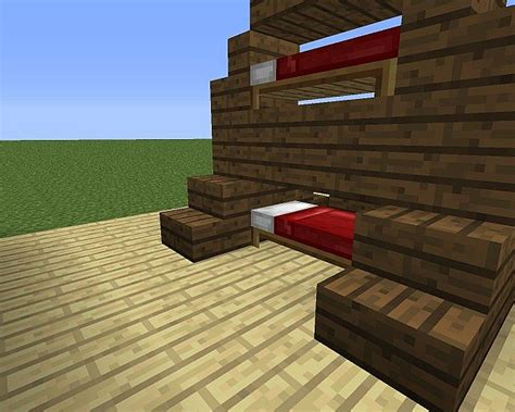 minecraft bed ideas bed minecraft build images