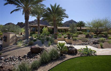 Kitchen Cabinets Phoenix Az by Desert Landscaping Ideas Landscape Southwestern With