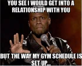 Gym Birthday Meme - gym schedule funny pictures quotes memes jokes