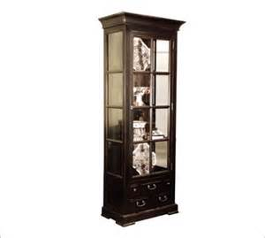 Narrow China Hutch Keep Your Valued Crockery Safer In A Corner China Cabinet