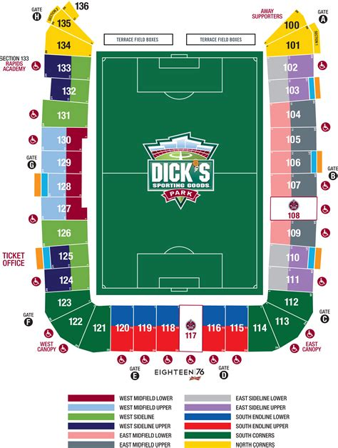 tickets colorado rapids