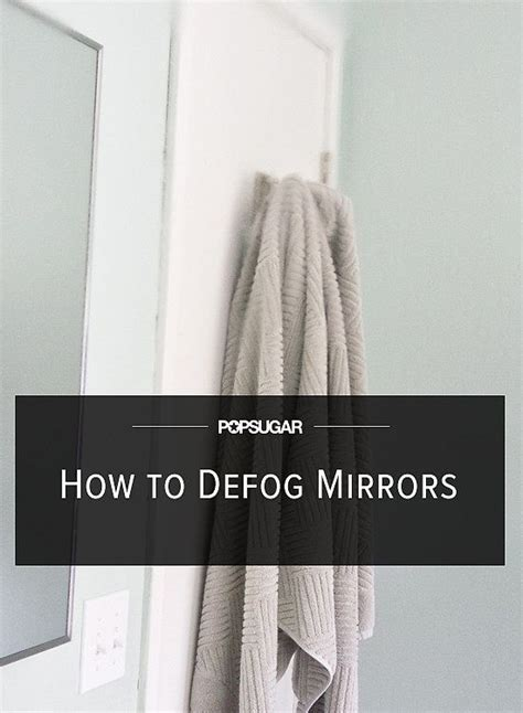 how to keep bathroom mirrors fog free this bathroom hack will keep your mirrors fog free