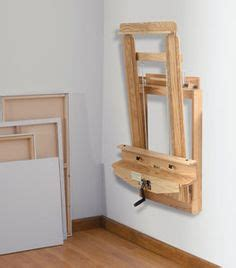 wall mounted drafting l 1000 images about easels on pinterest art easel tv