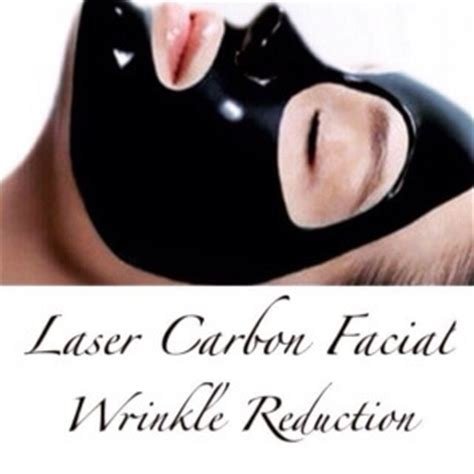 porcelain doll laser laser carbon wrinkle reduction black white doll