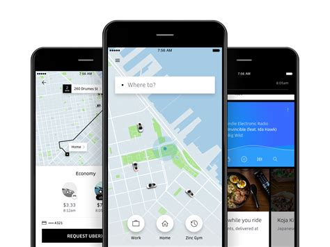 design app like uber uber app update what to know about what s new time