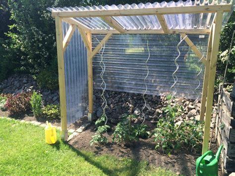 tomatenhaus bauen garten tomatenhaus bauen
