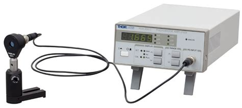 photodiode measurement benchtop photodiode lifier