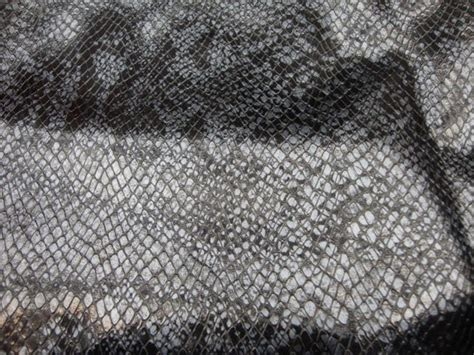 stretch upholstery fabric black silver snake stretch vinyl upholstery fabric per yard