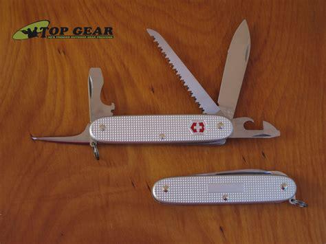 Pisau Lipat Victorinox Farmer Alox Swiss Army Knife Ori victorinox farmer alox swiss army knife pocket knife 0