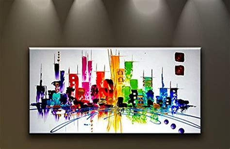 Formidable Decoration Interieur Style Atelier #6: idee-deco-peinture-salon-3-peintre-pas-cher-tableau-peinture-l-huile-sur-toile-deco-murale-salon-1360-x-881.jpg