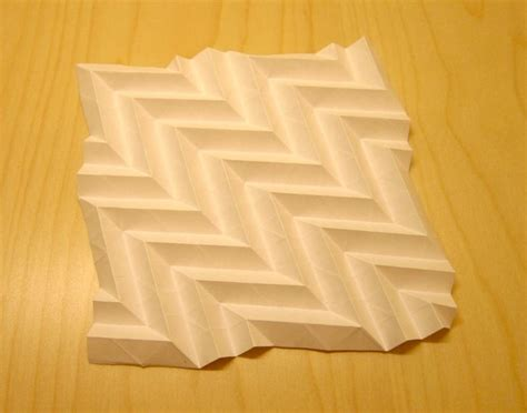 Folding Paper Into - karabouts folded paper