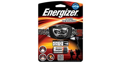 energizer rugged led headlight energizer 3 led headlight work lights topline ie