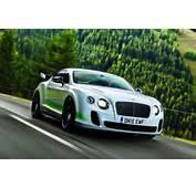 2016 Bentley Rear Wheel Drive Sports Car Rendering Front Three