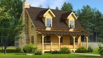 mountain laurel log home cabin plans dreams