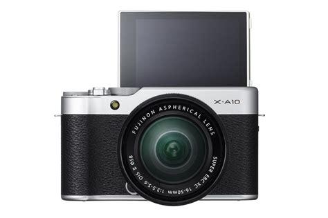 Lcd Fujifilm Xa3 The Fujifilm X A10 Is The Cheapest X Series Mirrorless Yet The Verge