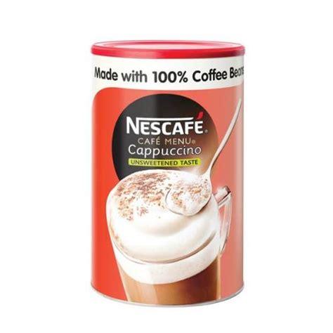 Cappucino Powder 1kg Pck Tofico nescafe gold 1kg instant unsweetened cappuccino coffee