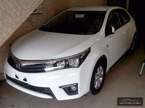 toyota altis automatic toyota corolla altis automatic 1 6 2016 for sale in lahore