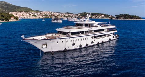 ms desire cruise croatia