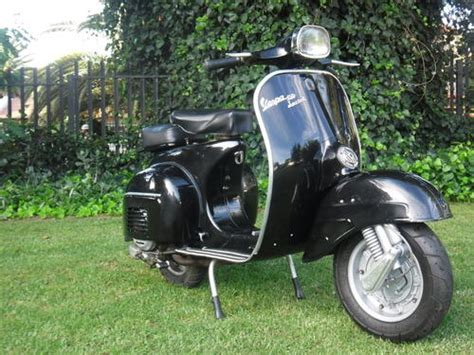 Scooters Amp Mopeds Vespa 150 Sprint 1972 Fully