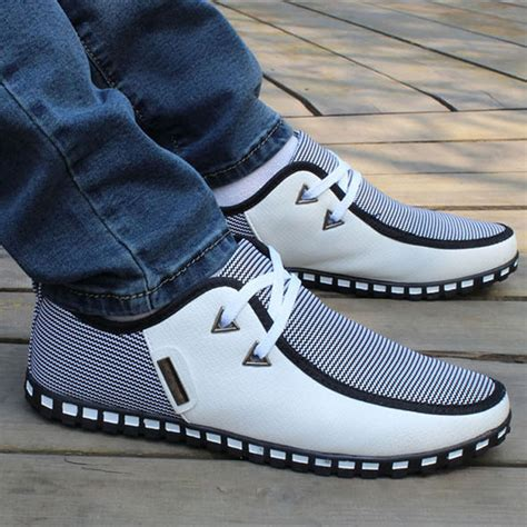 casual shoes 2016 new fashion pu shoes in s
