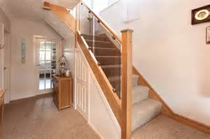 Balustrades For Stairs by Smoked Glass Balustrade One Stop Stair Shop