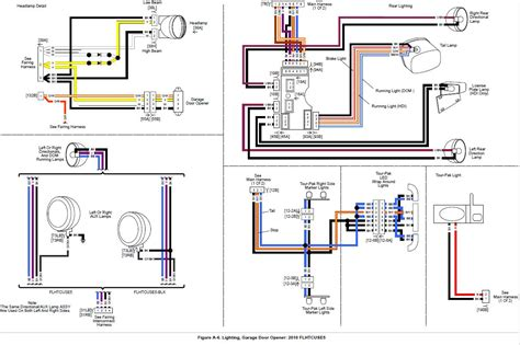 wiring diagram for garage door opener electric in