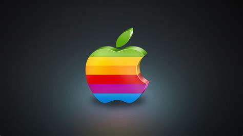 wallpaper colorful apple colorful 3d apple inc hd wallpapers