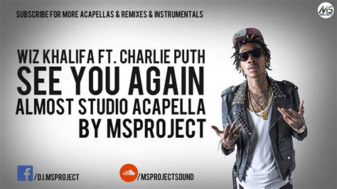charlie puth rap rap hip hop multitrack master isolated tracks vocal only