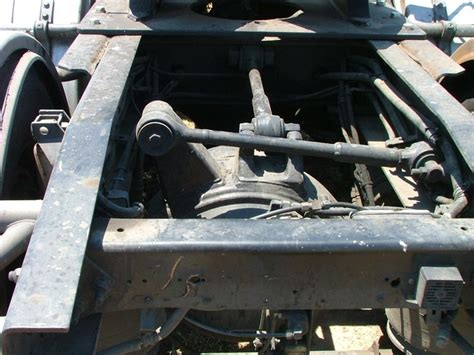 neway suspensions neway air bag cut  dismantling