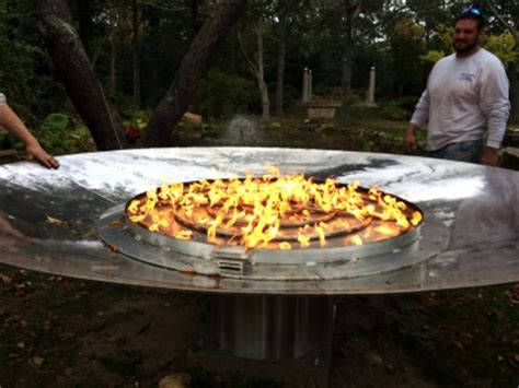 Large Propane Pit Pans Burners And Baskets