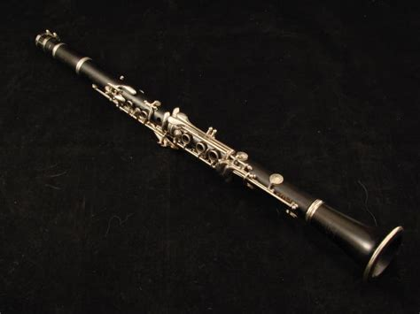 buffet wooden clarinet picture of clarinet buffet cron r13 professional