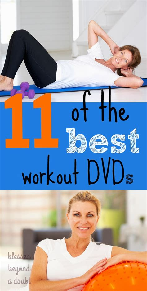 11 popular fitness dvds to help lose weight blessed