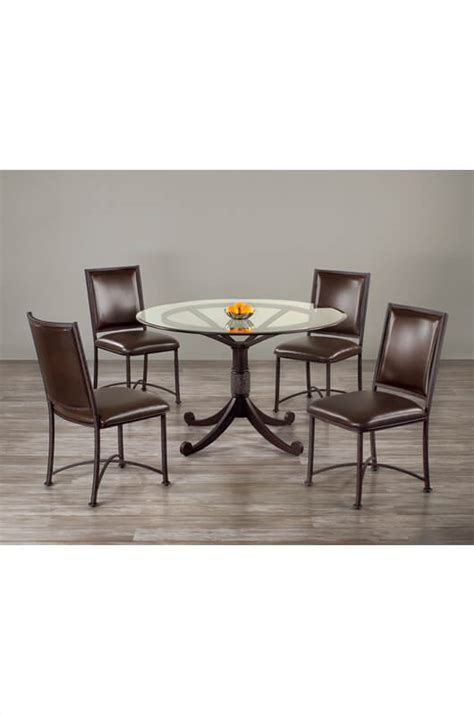 Houston Modern Upholstered Iron Chair For Dining Rooms Dining Chairs Houston