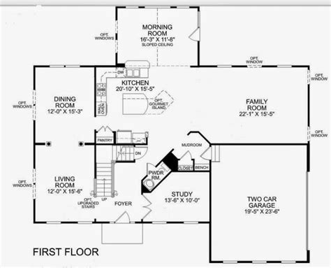 ryan homes rome floor plan ryan homes floor plans venice ryan townhomes floor plans