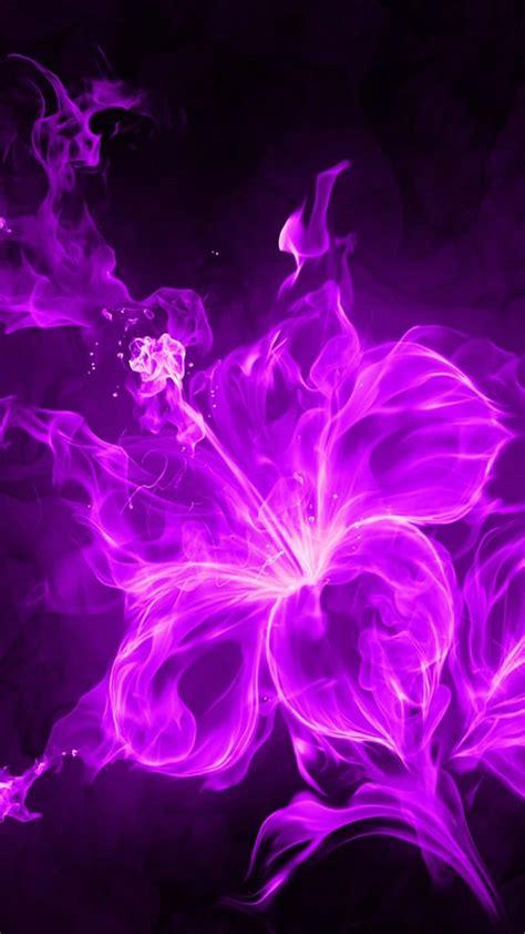 Flower Iphone 3d 1 2018 3d purple flower iphone wallpaper size 3d iphone wallpaper