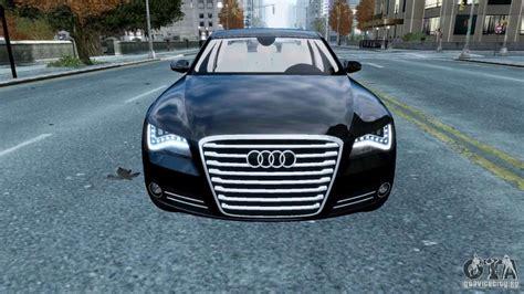 Audi A8 Led by Audi A8 Led 2012 Pour Gta 4