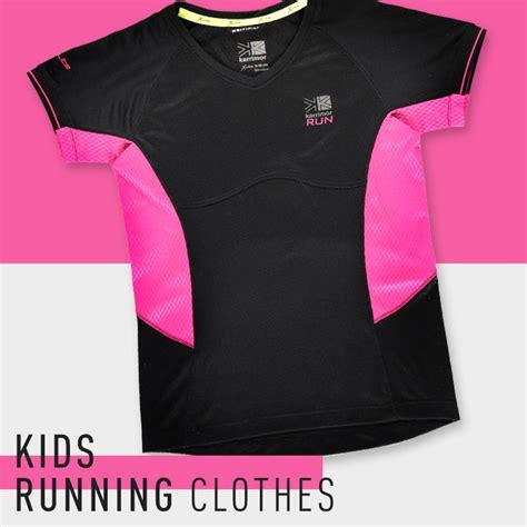 running clothes at sportsdirect
