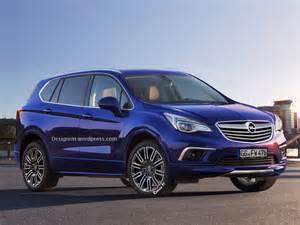 Opel Activa Opel Grandland X Desvelamos El Nombre Sucesor Antara